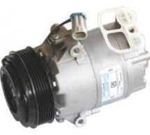 Honda Fit 2005 retífica do compressor ar condicionado na Prochaskar