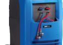 Carga de gás ar condicionado automotivo