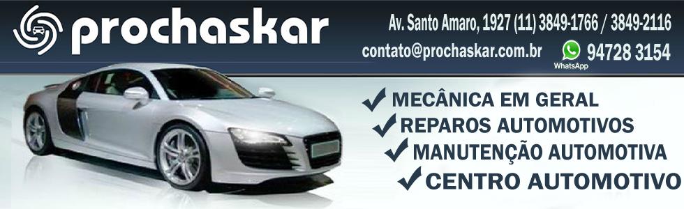Prochaskar Ar condicionado automotivo SP | Instalação Carga de gás | Manutenção automotivo